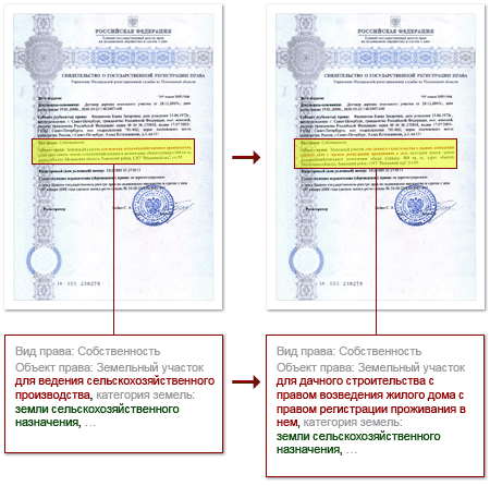 Заявление о признании права собственности на гараж образец